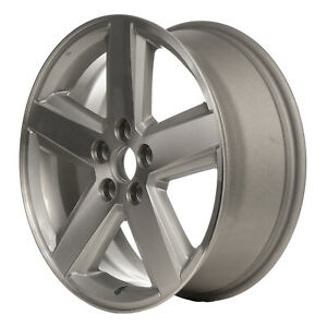 02309 Reconditioned Wheel Aluminum Fits 2008 2010 Dodge Avenger