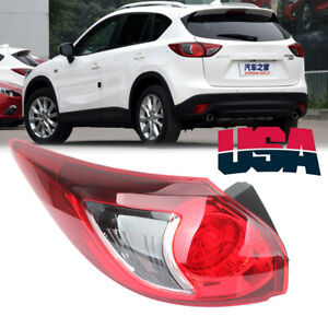 Left Tail Light Rear Lamp For Mazda Cx5 Cx 5 2013 2014 2015 2016 Brake Outer Us