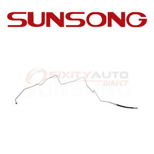 Sunsong Auto Trans Oil Cooler Hose Assembly For 1997 1999 Dodge Ram 1500 Ax