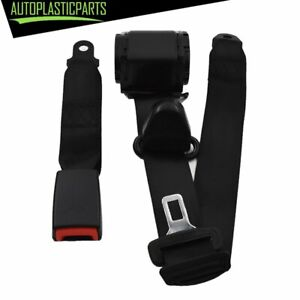 Shoulder 3 Point Seat Belt Retractable For Jeep Cj Yj Wrangler 82 95 Safety Belt