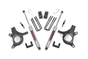 Rough Country 5 Lift Kit For 07 13 Chevy Silverado Gmc sierra 1500 2wd 10830