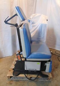 Midmark 75l 411 Electric Exam procedure Chair With Hand Control S5098