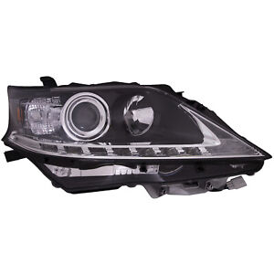 Headlight Halogen Japan Built Right Passenger For 2013 2015 Lexus Rx 350 Rx 450h