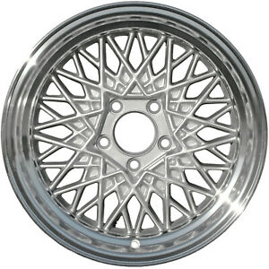 03449 Refinished Ford Crown Victoria 1997 2002 16 Inch Wheel All Painted Silver