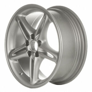 70221 Refinished 17 Inch Aluminum Wheel Rim Fits 1998 2003 Volvo 70 Series