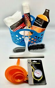 8pc Car Cleaning Tools Kit Car Wash Tools Kit For Detailing Exterior And More