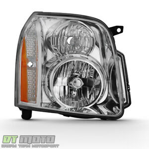 2007 2014 Gmc Yukon Denali xl Denali Headlight Headlamp Right Passenger Side