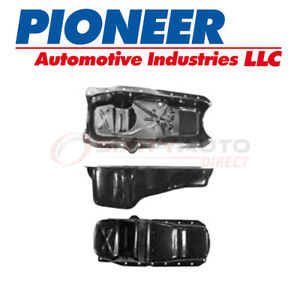 Pioneer Engine Oil Pan For 1986 1992 Chevrolet Corvette 5 7l V8 Low Ho
