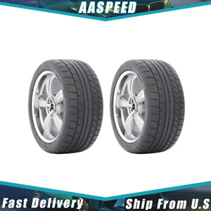 Tire Only 2x Mickey Thompson Street P315 35r17 Passenger Car Tubeless By03sp