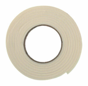 Frost King R338wh 3 8 X 3 16 10 Rubber Foam Tape White