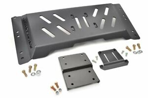 Rough Country Skid Plate Armor Fits 1997 2002 Jeep Wrangler Tj 6 Cyl Auto
