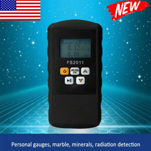 Smart Y Xray Radiation Detector Nuclear Radiation Monitor Meter Geiger Counter