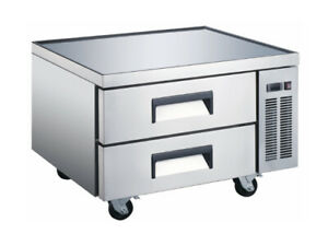 Falcon Food Service Acfb 36 36 Two Drawer Refrigerated Chef Base