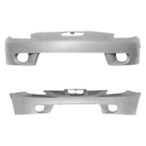 To1000208 New Replacement Front Bumper Cover Fits 2000 2002 Toyota Celica