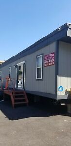 Used Mobile Office Trailer