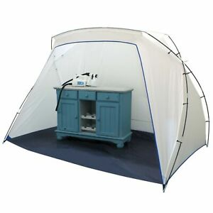 Wagner Studio Spray Tent With Built In Floor Portable Spray Paint Booth Spr