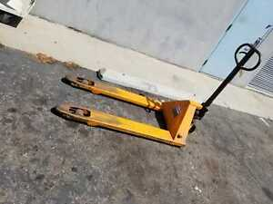 Wpc Hydraulic Hand Pallet Jack local Pick Up