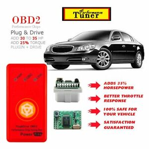 For 2006 2011 Buick Lucerne Performance Tuning Chip Power Tuner Programmer