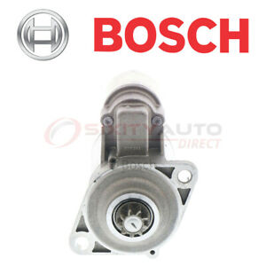 Bosch Starter Motor For 1971 1975 Porsche 914 1 7l 1 8l H4 Ignition System Vv