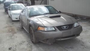 Automatic Transmission 8 Cylinder 4 6l Gt Sohc Fits 01 03 Mustang 984308