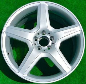 Factory Mercedes Benz Amg Wheel S63 20 X 9 5 In S550 S600 Oem 65478 A2214012502