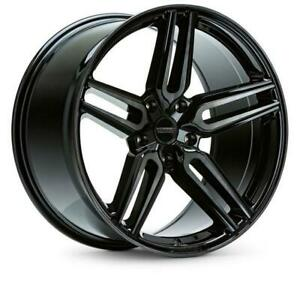 Vossen Hf 1 Tinted Gloss Black 20 Staggered On Sale