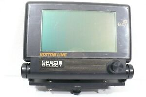 Bottom Line Specie Select Ez6600 Fish Locator Head Only for Spare Parts
