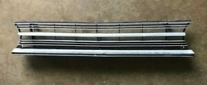 1967 67 Plymouth Satellite Gtx Belvedere Oem Grill Center Grille B body
