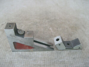 Vintage Machinist Plane Planer Shaper Gage Block W grinding Wheel Dresser Part
