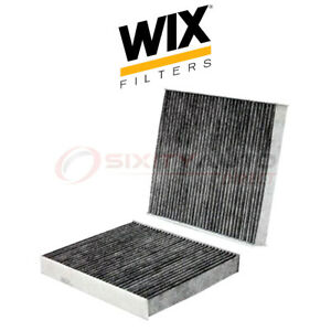 Wix Cabin Air Filter For 2017 Lexus Is Turbo 2 0l L4 Filtration System Ky
