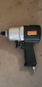 Craftsman Professional 1 2 Composite Pneumatic Impact Wrench New Never Used