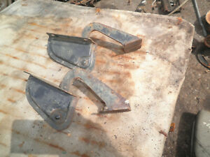 Willys Jeep Truck Hood Hinges 1950 s