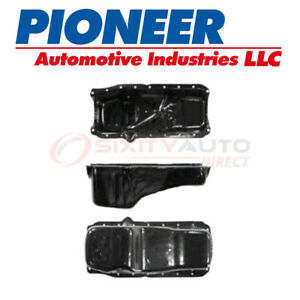 Pioneer Engine Oil Pan For 1993 2004 Chevrolet Corvette 5 7l V8 Low Jv