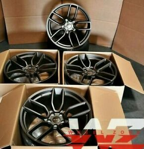 20x9 5 20x11 Bronze 20 Inch Wheels Fit Dodge Hellcat Charger Challenger Rims