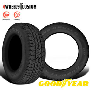 2 X New Goodyear Wrangler Hp 265 70r17 113s All Season Sports Truck Tire