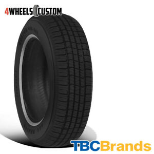 1 X New Tbc Brand Custom 428 A S 215 75r15 100s 440 Aa Tire