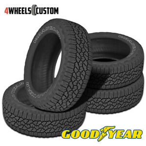 4 X New Goodyear Wrangler Trailrunner At 31 10 5r15 109r Precise Traction Tire