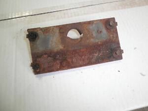 Willys Jeep Truck Overland Hood Latch Assembly 1950 s
