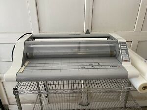 Gbc Ultima 65 Laminator With 4 Free Rolls Of Laminate