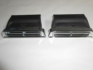 1964 67 Pontiac Gto Lemans Factory Air Condition Lap Vents Oem