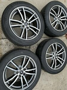 Ford Mustang Gt Oem Alloy Wheels And Tires