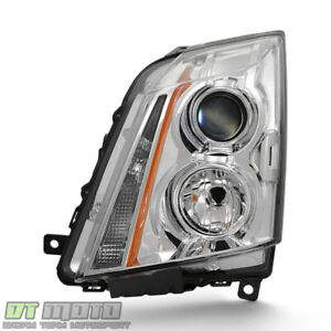 2008 2014 Cadillac Cts Headlight Halogen Headlamp Replacement Left Driver Side