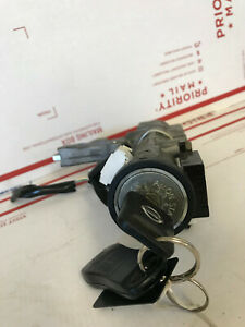 2005 2006 Nissan Altima Ignition Switch Oem With Key And Key Fob