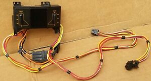 1992 1993 Corvette C4 85k Dual Power Seat Switches Great Condition Lt1