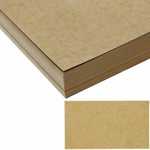 100 Sheets 1000 Cards Printable Business Card Blank Kraft Paper Card Stock