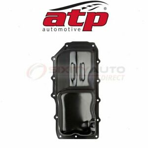 Atp Engine Oil Pan For 1995 1999 Mitsubishi Eclipse Cylinder Block Ob