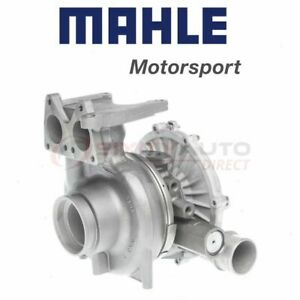 Mahle Turbocharger For 2006 Gmc Sierra 3500 Air Fuel Delivery Supercharger Qa