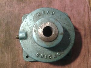 3c Collet Closer Mead Pneumatic Mill Drill Grind Fixture For Southbend atlas