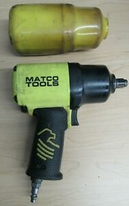 Matco Tools Mt2769 Impact Wrench W Boot Bright Yellow