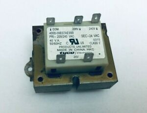 Blodgett Bc14g Ab Commercial Oven Transformer Power Suppy P n 0315